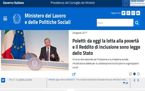 Rei reddito di inclusione 2018 requisiti e novit della for Inquilino significato