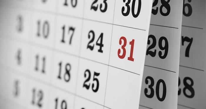 Scadenze Fiscali 2020 Calendario.Comunicazioni Liquidazioni Iva Trimestrali Li Pe 2019