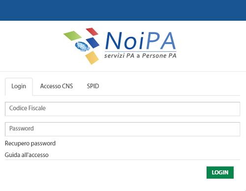 StipendiPa – Come Accedere Online al Cedolino …