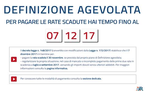 Rottamazione cartelle: domani scade la terza rata. Modifiche al calendario dei pagamenti